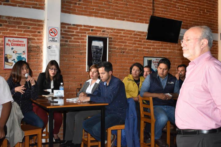 Zacatelco participo en el taller de Pueblos con Encanto organizado por SECTUR