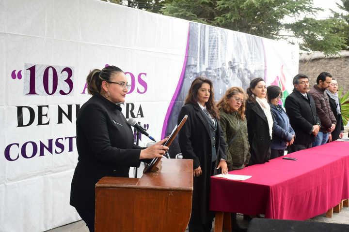 Somos una generación que está dispuesta a sumar: Gardenia Hernández