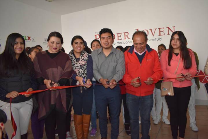 Abre sus puertas nuevo Centro Poder Joven con tecnología innovadora