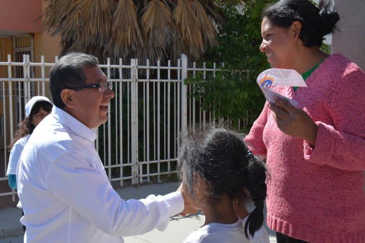 En la preservación de nuestros recursos,  la buena política es esencial: Serafín Ortiz