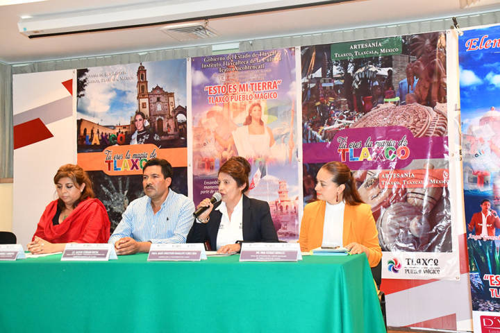Presentará Tlaxco puesta en escena Esto Es Mi Tierra en Teatro Xicohténcatl