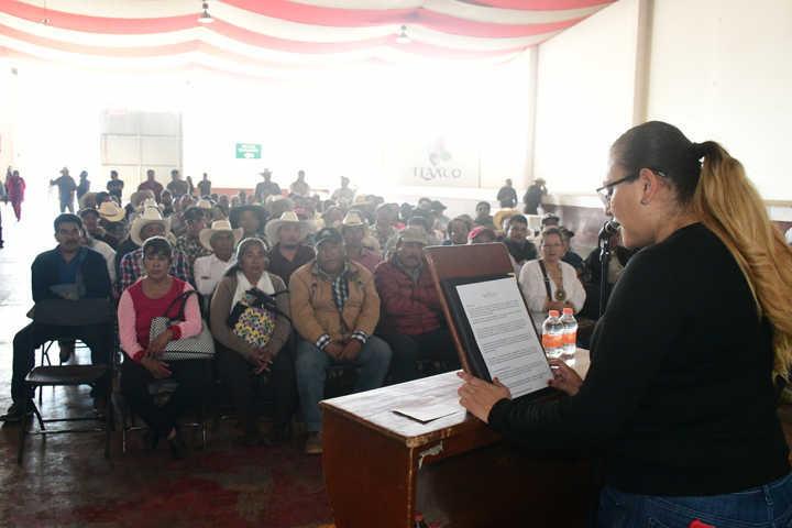Entregan en Tlaxco apoyo a ganaderos y productores de lechería familiar - e-Tlaxcala Periódico Digital de Tlaxcala