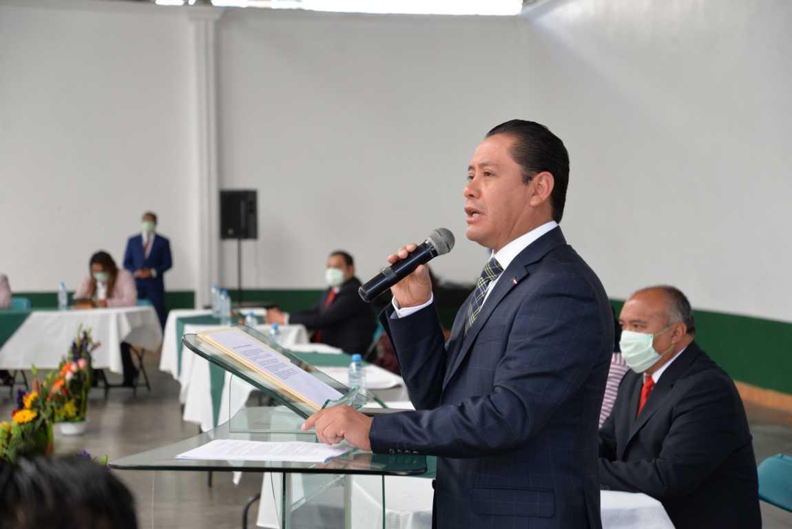Celebra Nanacamilpa 102 años de su fundación