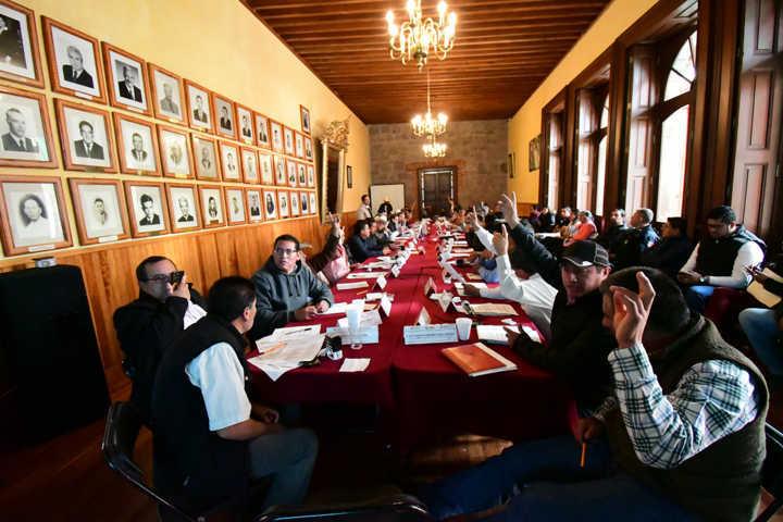 Aumenta 500 por ciento puestas a disposición policía de Tlaxco