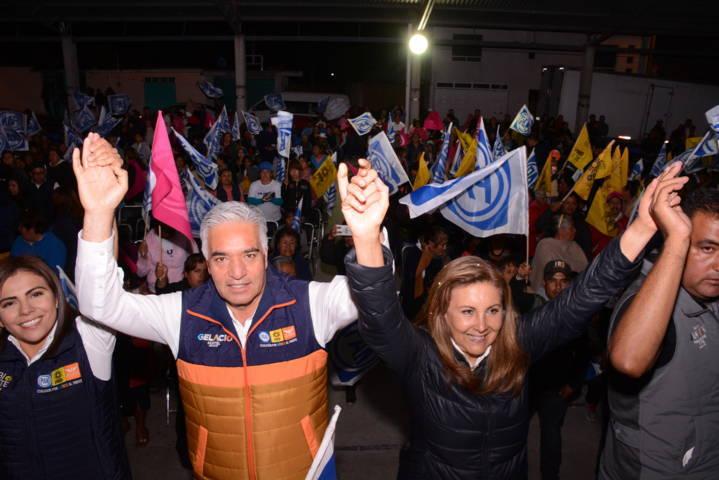 Organizaciones, grupos de ciudadanos y estructuras políticas respaldan a Gelacio Montiel