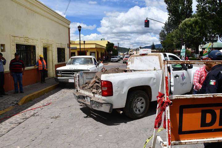 Solicita gobierno municipal rampa de frenado de emergencia ante SCT