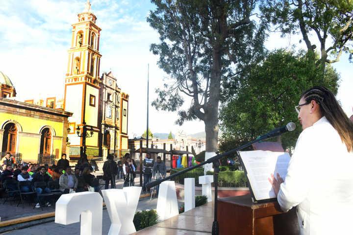 Dona Plant For The Planet 5 mil árboles a Tlaxco pueblo mágico