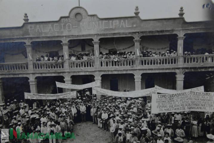 Hoy Nanacamilpa celebrara sus 100 años de su fundación