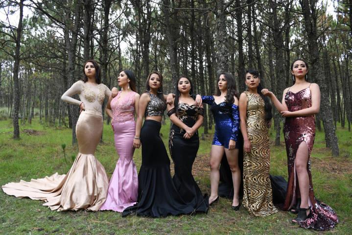 Preparan Elección de Reina de Feria Tlaxco 2018