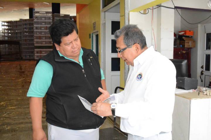 Que Tlaxcala vuelva a ser un lugar tranquilo y podamos vivir sin miedo, le piden a Serafín Ortiz