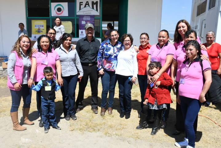 Imparten en Tlaxco contraloría social con enfoque de blindaje electoral