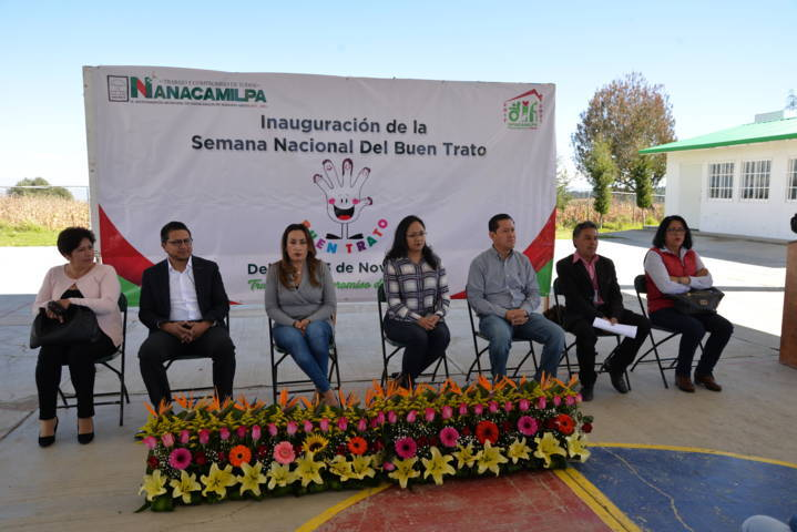 """""""La Semana del Buen Trato"""" fortalecerá las relaciones familiares: alcalde"""