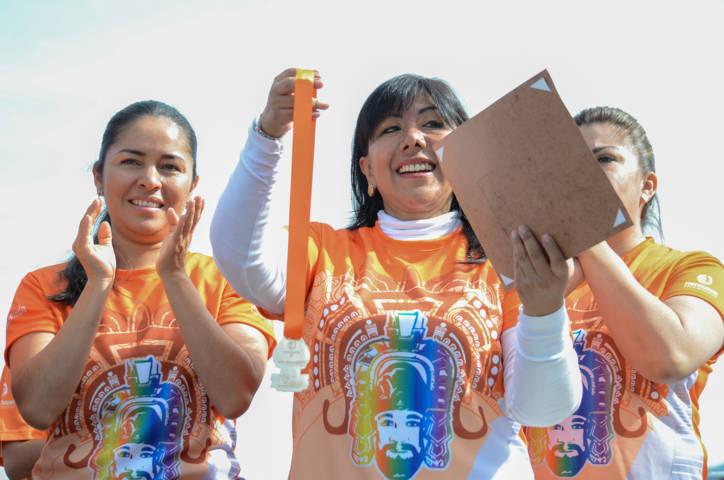 Gran éxito logró la carrera Towerrunning Tlaxcala 2017