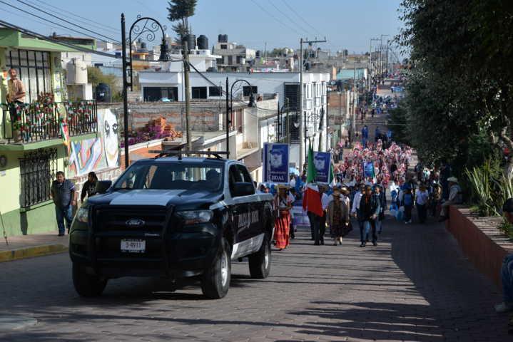 La Revolución Mexicana es un símbolo de luchas y de valores: alcalde