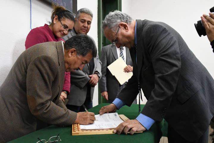 Ratifica Cabildo de Tlaxco el nombre del Centro Cultural Hermenegildo Sosa Zamora