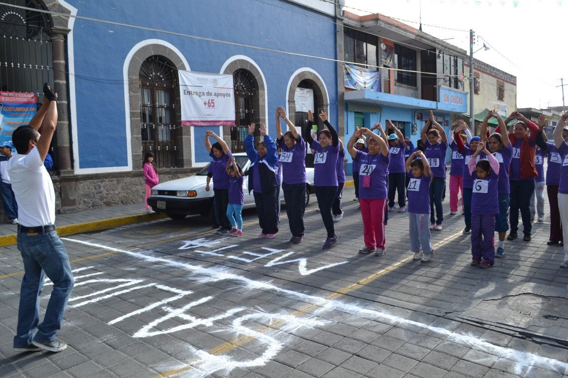 Se conmemora el Día Internacional de la Mujer en Tlaltelulco