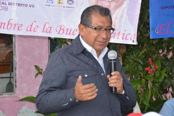 Presidentes de comunidad conocen de primera mano necesidades ciudadanas: Serafín Ortiz