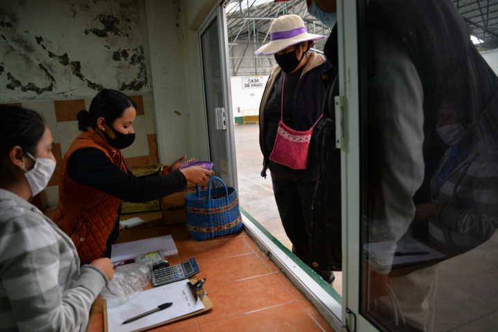 Ayuntamiento de Nanacamilpa instala comedor municipal