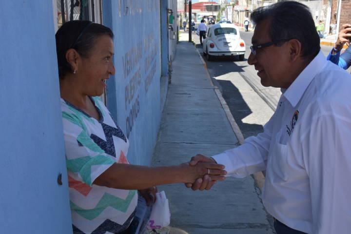 La buena política sabe encontrar el camino del desarrollo: Serafín Ortiz