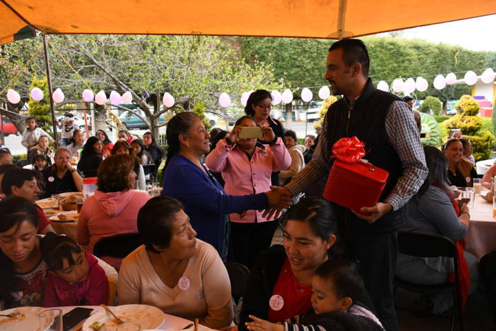 Conmemora DIF Municipal de Tlaxco el Día Internacional de la Mujer
