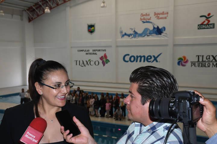 Abre Gobierno Municipal albercas e inscripciones para natación en el CEDIT