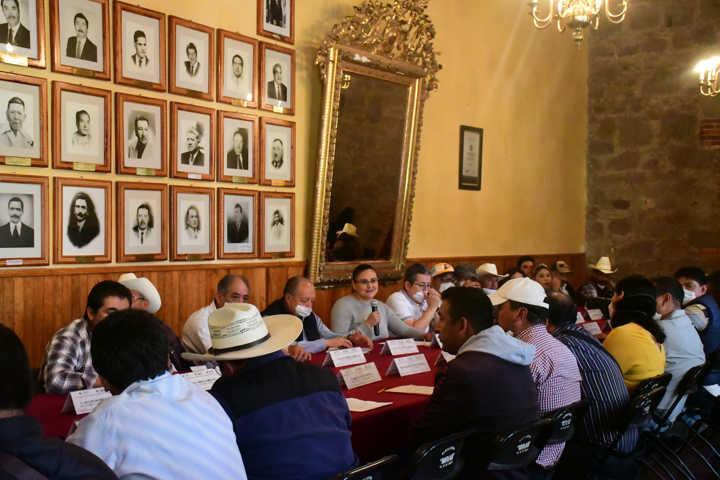 Acuerda Cabildo-Tlaxco cancelación o reprogramación de eventos masivos en comunidades