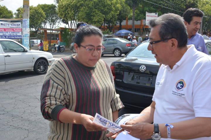 Promoveré leyes que den respuesta a necesidades del ciudadano: Serafín Ortiz