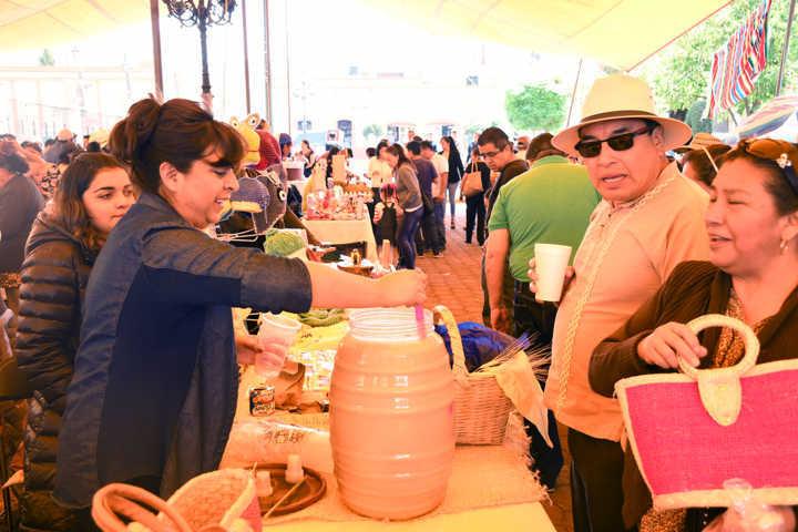 Recibirá Tlaxco a más de 6 mil visitantes en el Festival Del Pulque