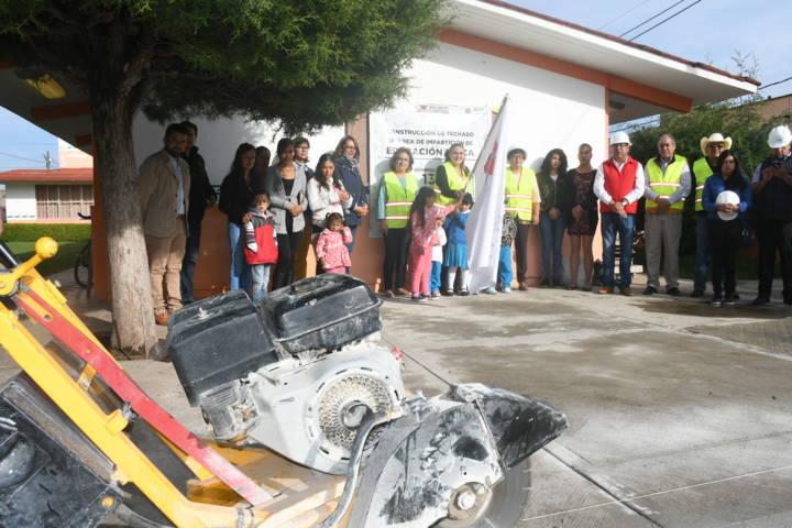 Administración de Tlaxco rompre record en construcción de techumbres