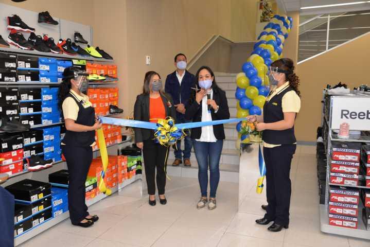 Inauguran Coppel Canadá en Nanacamilpa