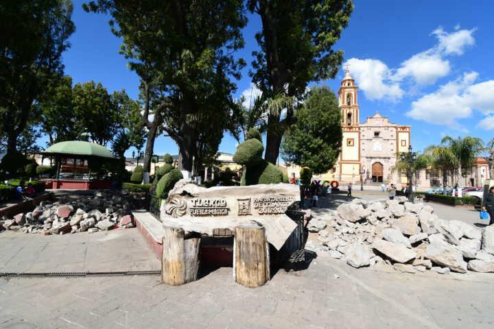 Tlaxco heredará nueva infraestructura turística: Gardenia Hernández