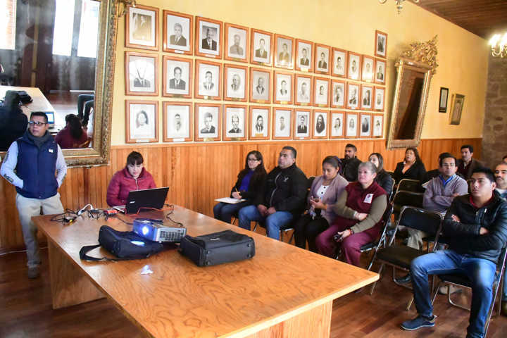 Participará Municipio De Tlaxco en mega simulacro nacional