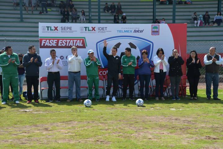 Nanacamilpa sede de la Copa Telmex Telcel en su fase estatal