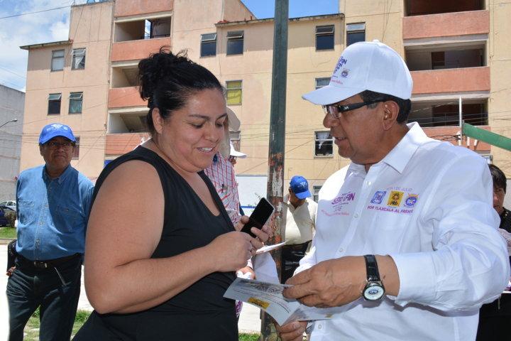 El cambio que requiere el trabajo legislativo va de la mano de la buena política: Serafín Ortiz