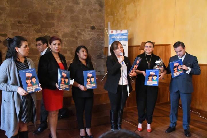 Tlaxco se suma a la campaña de prevención vs sustracción de menores
