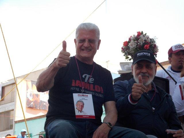 No es mi regreso a la política, nunca me fui: José Antonio Álvarez Lima