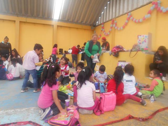 Los cursos coadyuvan en la formación de nuestros niños: Angélica Hernández López
