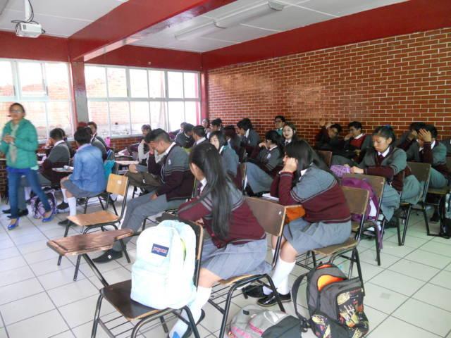 Privilegiará Cobat diálogo con docentes del plantel 04  de Chiautempan