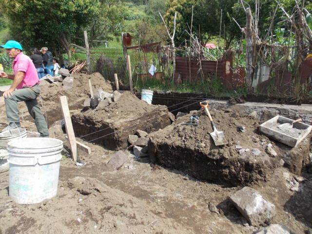 En trabajo coordinado autoridades equipan pozo de agua en Nanacamilpa