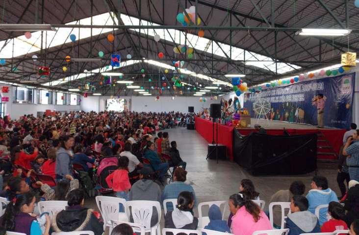 Ofrecen Ayuntamiento y DIF de Nanacamilpa