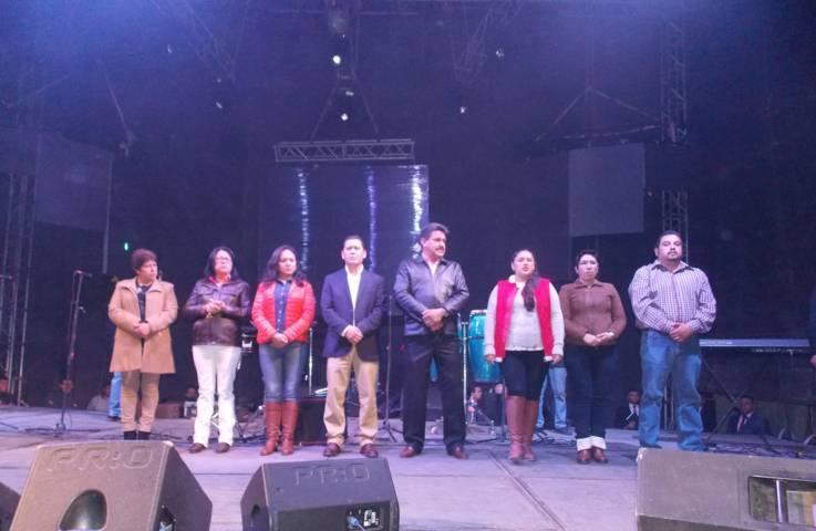 El 4to festival cultural de la luciérnaga 2017 fue un éxito: alcalde