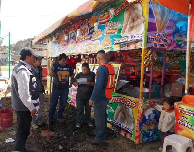 Implementa PC de Nanacamilpa operativo por Fiestas Patrias
