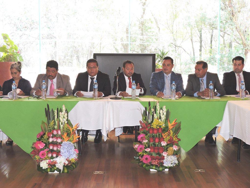 Presenta IMSS Tlaxcala informe anual ante su H. Consejo Consultivo