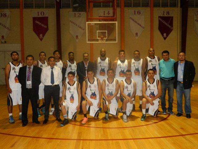 Inicia Liga Nacional de Basquetbol en Tlaxcala