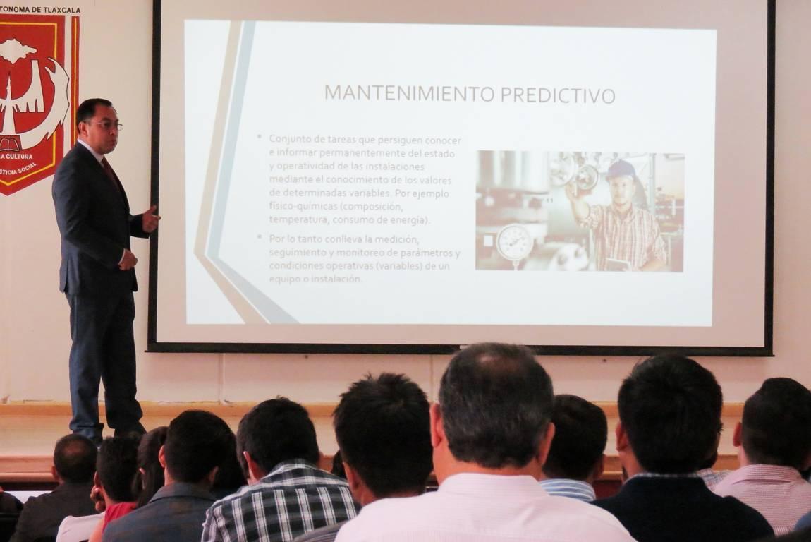 Desarrolló UATx el XVII Ciclo de conferencias en Ingeniería Mecánica