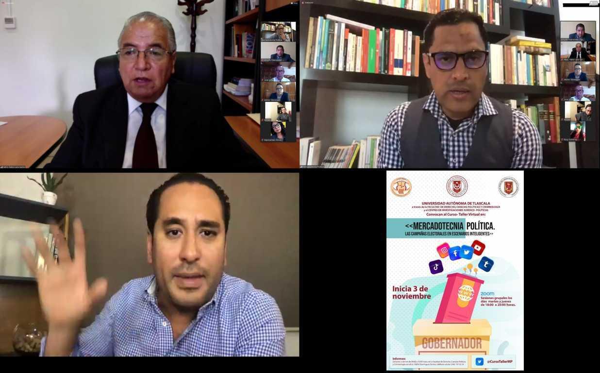 Inicia en la UATx diplomado sobre mercadotecnia política