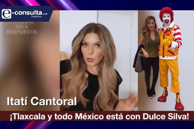 Dulce Silva saca chequera y contrata artistas para posicionarse