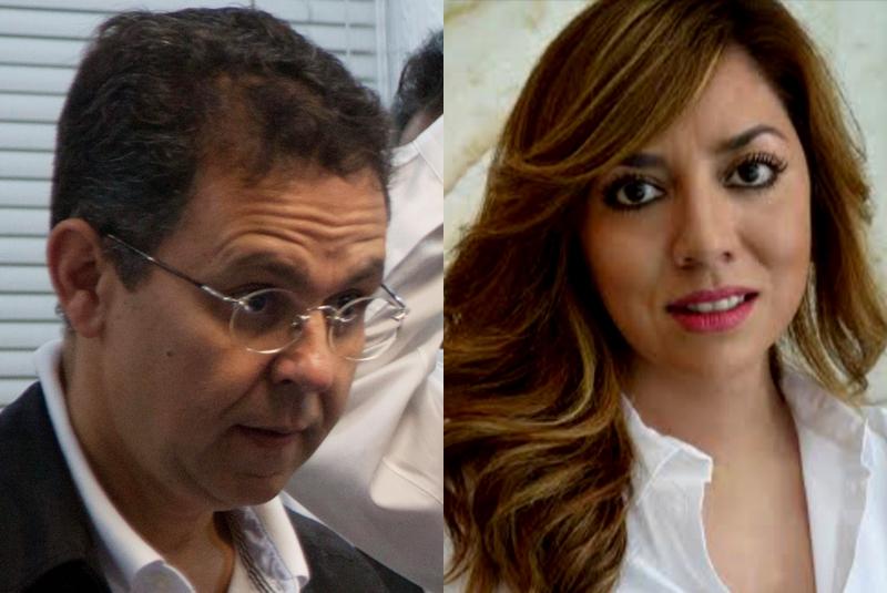 Dulce Silva Hernández abandona el Cereso de San Miguel