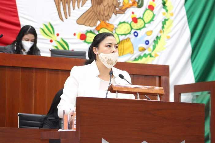 Luz Vera estará al frente de la LXIII Legislatura en sus últimos días