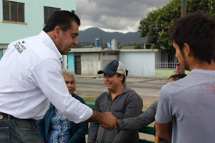 AMLO volverá a Tlaxcala como presidente de México: Ramiro Vivanco Chedraui